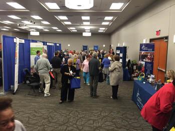 Senior Expo Event Photo